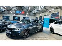 2016 BMW 2 Series 2.0 220d M Sport (s/s) 2dr Coupe Diesel Manual