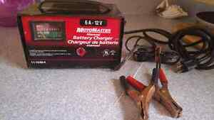 Battery charger manual