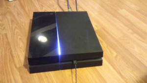 PS4 500gb - Like new