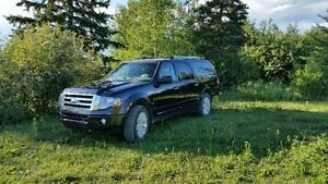2012 Ford Expedition MAX Limited Edition Hatchback