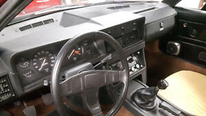 1980 TRIUMPH TR7 CONVERTIBLE RARE COLLECTABLE London Ontario image 4