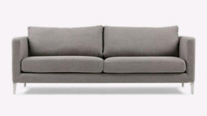 Like-new light grey couch. $450