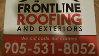 Lowest priced eavestrough replacements and small roof repairs