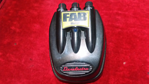Danelectro Fab Metal distortion pedal for sale