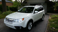 2011 Subaru Forester 2.5 Touring SUV - LOW MILEAGE