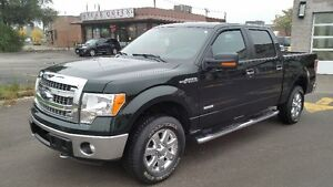 2013 Ford F-150 SuperCrew XLT / XTR Pickup Truck