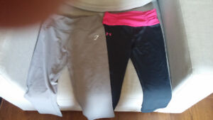 selling two pair of sweatpants