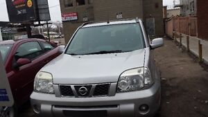 2006 Nissan X-trail XE SUV, Crossover price reduced to sell