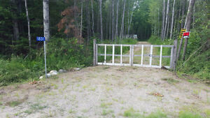 2.3 Acre Land in North Frontenac with Frontage on Harlowe Rd