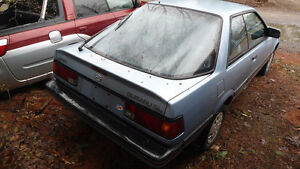 1988 Subaru RX 3 door rare rally