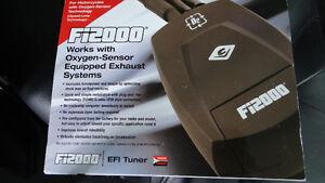 fuel processor cobra fi2000r fot h.d.