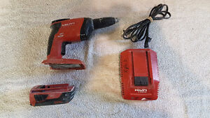 Hilti SD 4500 A10 Drywall Screw Gun w/Batt and Charger.