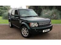 Land Rover Discovery 4 3.0TDV6 ( 242bhp ) 4X4 Auto 2010MY HSE GREEN