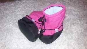 Botine molle hiver bebe 12-18M soft shoes winter