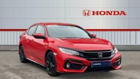 image for 2021 Honda Civic 1.5 VTEC Turbo Sport 5dr Petrol Hatchback Hatchback Petrol Manu