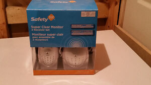 Moniteurs Safety First Baby monitors