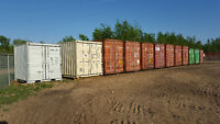 Seacan, compound storage, rentals, sales shipping containers $50