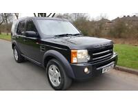 2005 LAND ROVER DICOVERY 3 2.7TD V6 S AUTO, 7 SEATER ,CHEAPER ROAD TAX,