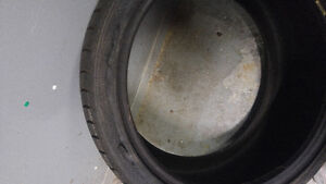 """Two 19"""" Continental ContiSportContact 3 Tires 255/35ZR19 Kitchener / Waterloo Kitchener Area image 3"""