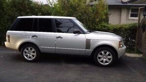 2008 Land Rover Range Rover SUV, Crossover