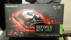 A VENDRE GIGABYTE GTX 1060 XTREME GAMING 6.0 GB OC