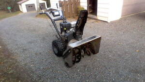 """Murray 29"""" Snowblower with New Engine."""