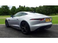 2017 Jaguar F-TYPE 3.0 Supercharged V6 400 Sport Automatic Petrol Coupe