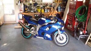 Mint 2001 Yamaha r6