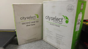 New in box! Baby Jogger - City Select double stroller