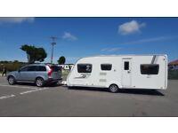 Swift Challenger Freestyle 565 6 berth caravan