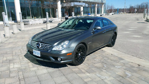 2007 cls 550 amg package