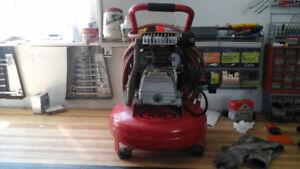 King Pancake Electric Air Compressor