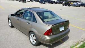 Ford Focus ZTS 2003 -automatic - perfect condition. Certified!