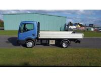 2009 09 PLATE NISSAN CABSTAR 35,13 DIESEL DROPSIDE PICK UP