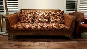 Used Italian sofa seats