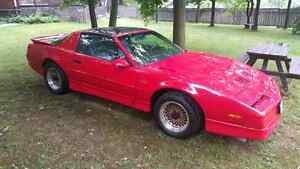 1990 firebird trans am gta only 69k