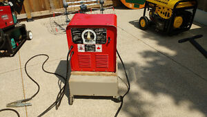Stick Welder - Lincwelder AC-225-S For Sale