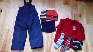 Vêtements garçon 2-3ans