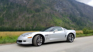 2012 Chevrolet Corvette Grand Sport 3LT Coupe (2 door)