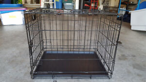 Dog Crate - almost new