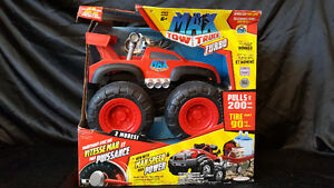 Max Tow Truck Turbo - Red