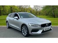 2021 Volvo V60 SPORTSWAGON 2.0 B3P Momentum 5dr Auto Estate Petrol Automatic