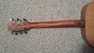 Simon & Patrick S&P 6 CEDAR 6-String Acoustic Guitar & Hard Case Cambridge Kitchener Area image 3