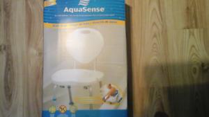 Chaise adapter AquaSense pour le bain