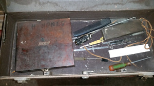 Tool and Die Makers Tool Box