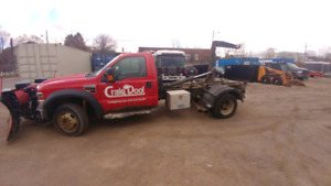 2008 Roll off (Hook lift) for sale
