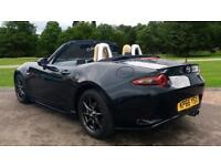 2016 Mazda MX-5 1.5 Sport Nav 2dr Manual Petrol Convertible