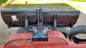 "Bobcat 72"" Quick mount snow blade (plow) for utv,4 wheeler"