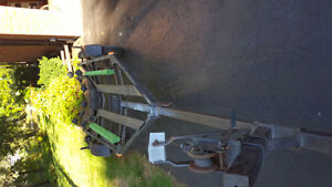 H/D Boat Trailer-Up to 20'