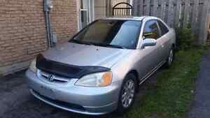 LOOK!!! 2001 Honda Civic Si Cert and E-tested